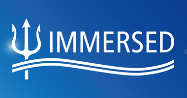 logo immersed